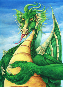 Kiss of the Dragon by Tricia McLean
