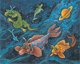 The Star Fish by Tricia McLean